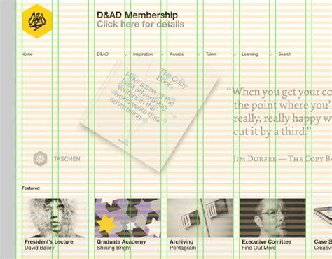 design studio grid layout css 15 best images about graphic design grid on pinterest