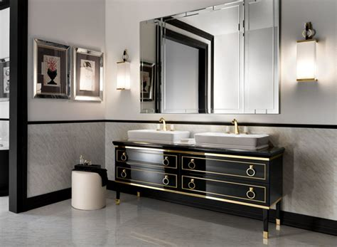 Artistic Kitchen And Bath by Deco Drama In The Bathroom Kitchen Bath Trends