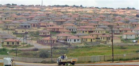 City Homes by City Of Johannesburg Cosmo City Is A Thriving Suburb