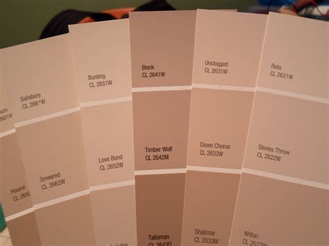 fifty shades of beige choosing paint a home of beth s own