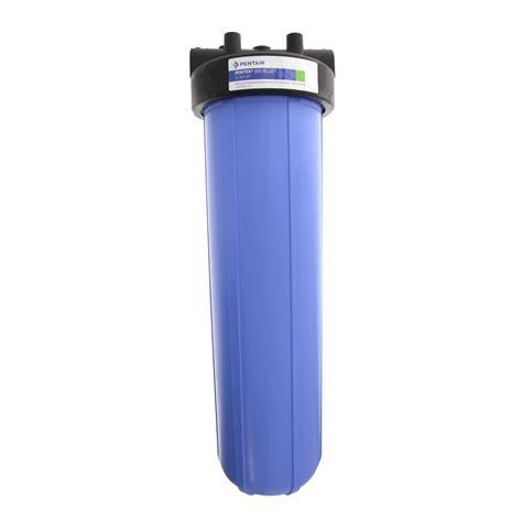 Housing Filter 20 Nanotec Inlet Outlet 34 pentek 20 x 4 5 inch big blue whole house filter housing 3