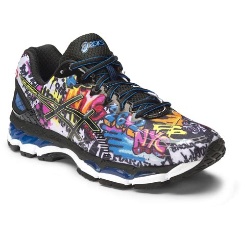 athletic shoes nyc asics gel nimbus 17 nyc mens running shoes limited