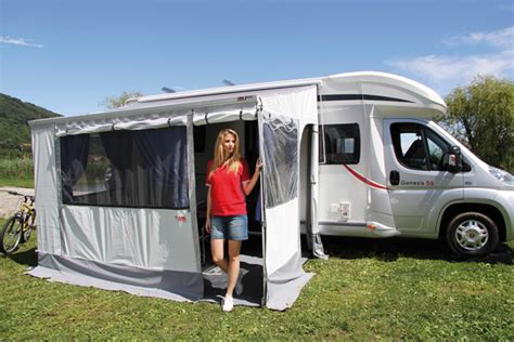 Motorhome Awning Fitting by Touring Caravan And Motor Home Accessories Aquaroll Al