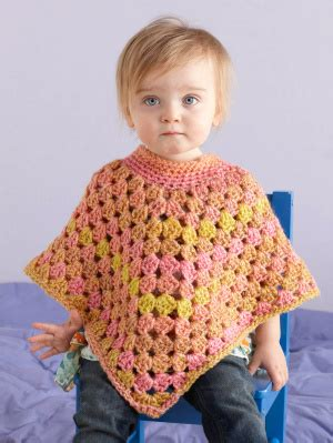 free knitting patterns poncho child easy crochet poncho for child crochet and knit
