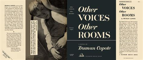 Other Voices Other Rooms other voices other rooms truman capote