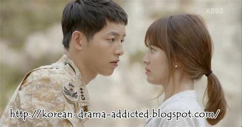 drama korea descendants of the sun baru sinopsis sinopsis korean drama addicted sinopsis descendants of the sun