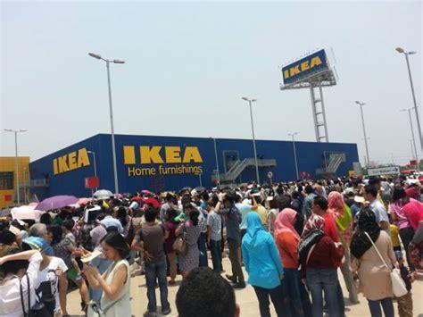 Sofa Di Ikea Alam Sutera ikea alam sutera gerai ke 364 di dunia resmi dibuka