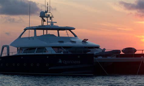 ski boat magazine open ocean 750 expedition catamaran review ski boat