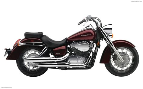honda shadow 2009 honda shadow aero widescreen bike image 04 of