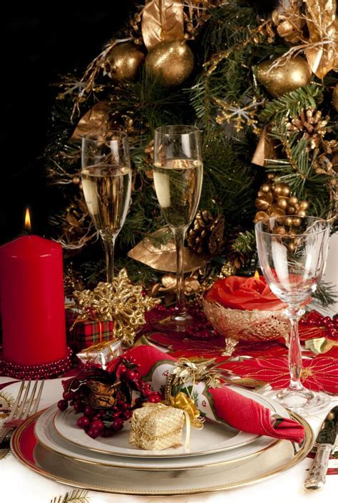 images of christmas dinner party christmas dinner party tablescape navidad pinterest