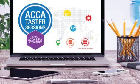 Acca After Mba by Acca July Taster Sessions Sbcs Global
