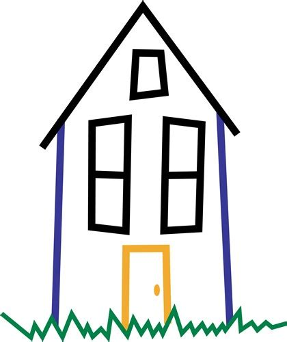 stick house stick house vector illustration annthegran
