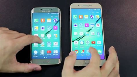 Samsung A8 Vs S7 Edge samsung galaxy a8 vs galaxy s6 edge hd