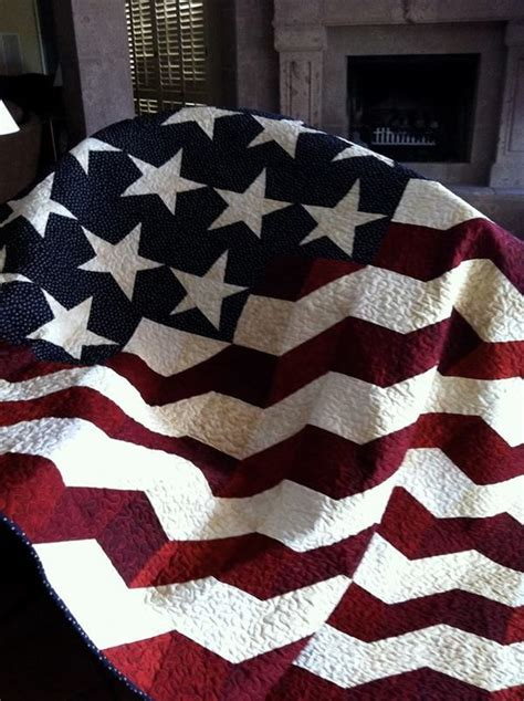 25 unique american flag quilt ideas on flag