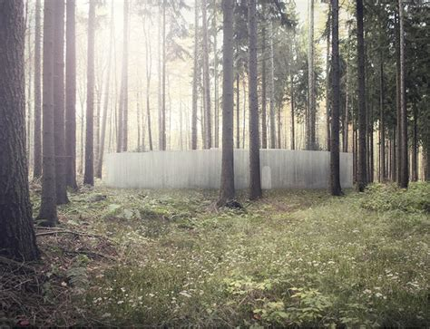 render forest growing house fala atelier archisearch