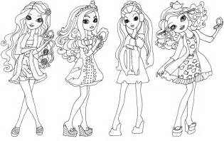 after high coloring book free printable after high coloring pages december 2013