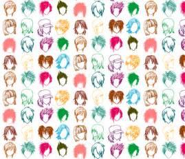 My Little Pony Room Decor Anime Hairstyles Fabric Happyhangaround Spoonflower