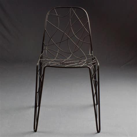 Stuhl Draht by Air Stuhl Aus Farbigem Draht Arredaclick Chairs