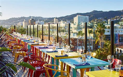 roof top bar la 20 amazing rooftop bars from around the world
