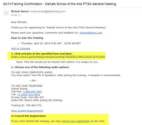email register april 14 dsa ptsa general meeting online option dekalb