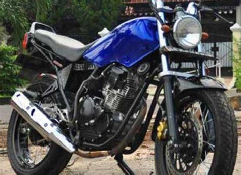 Mesin Yamaha Scorpio modifikasi yamaha scorpio z cukup upgrade mesin buat touring