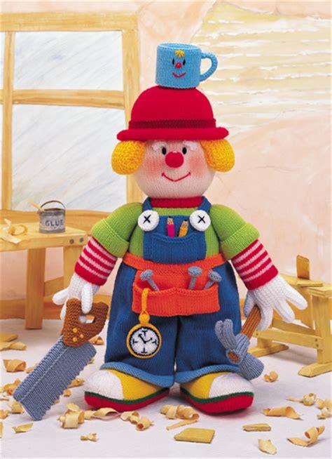 The Tradesmen Gardener jean greenhowe tradesmen clowns patterns jean greenhowe