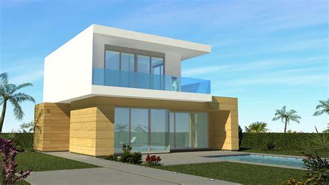 moderne villa moderne nieuwbouw villa s costa blanca zuid spanje specials