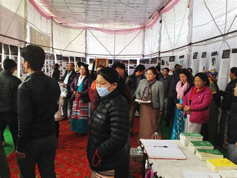among the tibetans with a new introduction by graham earnshaw books exhibition on tibet drew thousands of visitors in mandi