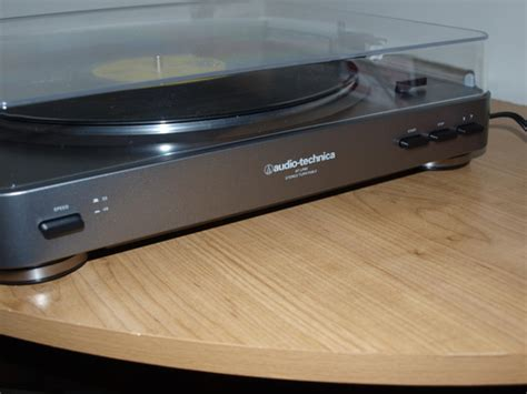 Sale Audio Technica At Lp60 Fully Automatic Belt Drive Stereo Turntab check out this audio technica at lp60 fully automatic belt