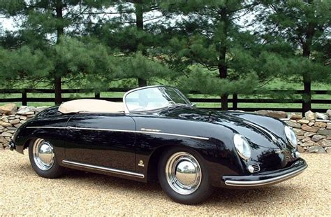 bathtub porche excellently restored 1955 porsche 356