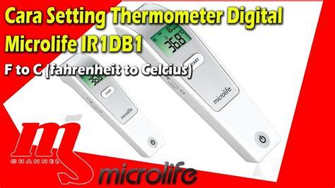 cara settingan tweekwer video max cara setting thermometer digital microlife ir1db1 f to c