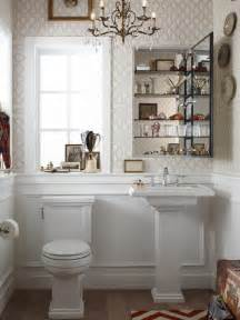 Decorating Small Bathrooms by 8 Tips For A Small Bathroom