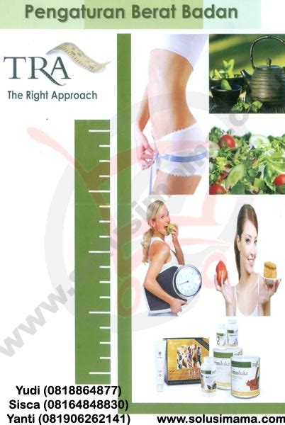 Elemen Penambah Berat Badan solusi tra pengaturan berat badan