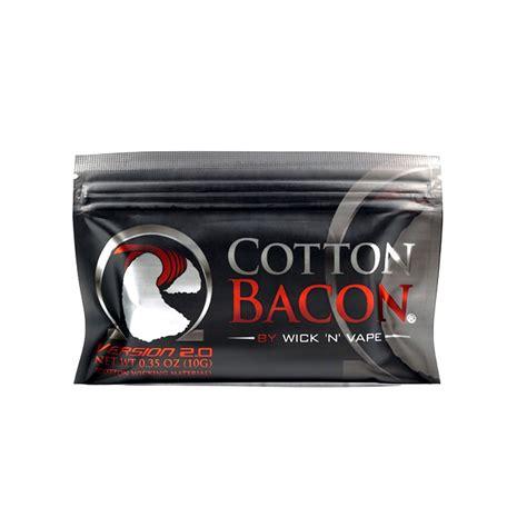Cotton Bacon V2 By Yeruks Vape buy cotton bacon v2 by wick n vape at redjuice co uk