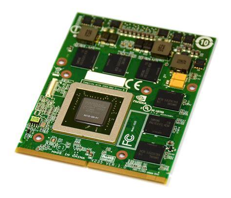 Vga Card Gigabyte Gtx460 1gb 256bit Gddr5 vgastore nvidia n11e gs a1 geforce gtx 460m 1 5gb gddr5 256 bit mxm mobile graphic card