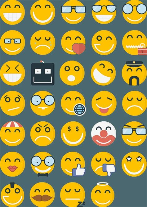 best free emoticons 13 best images about moodicator on behance