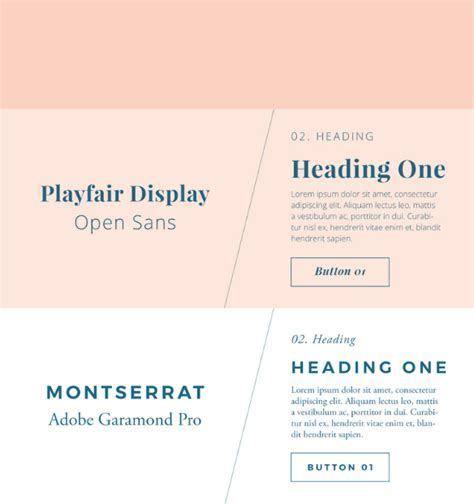 10 best font pairs for Squarespace. ? PROMISE TANGEMAN