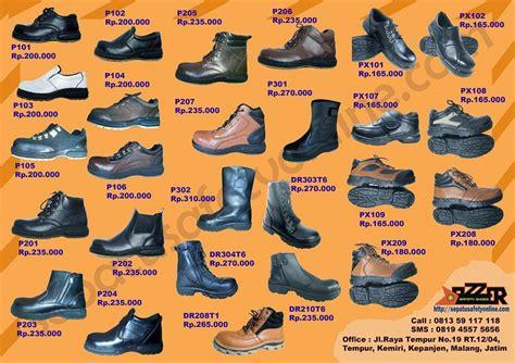 Sepatu Safety Spbu katalog sepatu safety