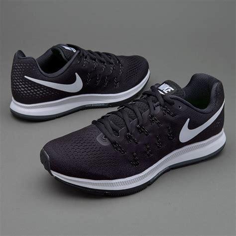 Nike Zoom Sepatu Cewe Sepatu Running Sepatu Fitness Sneakers 2 nike air zoom pegasus 33 black white anthracite cool grey mens shoes 831352 001