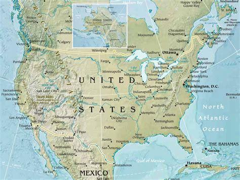 pin carte des etats unis avec les villes  pics  pinterest