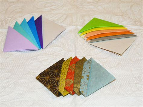 Simple Paper Folding Techniques - simple paper folding technique to create our own origami