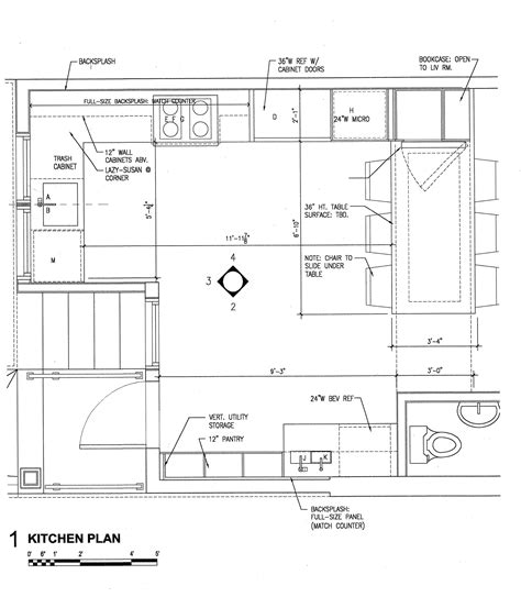 different types of floor plans kitchen design crosses the finish line wolfestreetproject