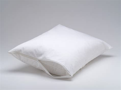 bed bug pillow protectors allerease bed bug pillow protector