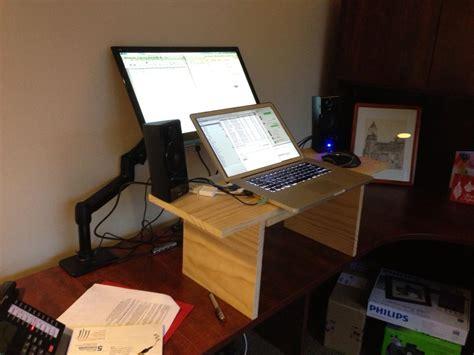Wood Work Standing Desk Plans Lowes Pdf Plans