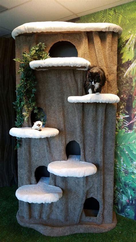 """KittycatCondos 96"""" Cat Condo & Reviews   Wayfair"""