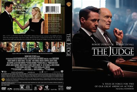The Judge 2014 The Judge Dvd Cover 2014 R1