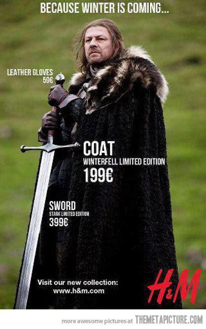 winter is coming meme 10 winter is coming memes witspost