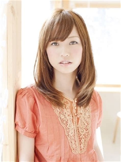 new bob hairstyles long thin japanese woman with piecey eyebrow 17 best images about japanese haircut on pinterest
