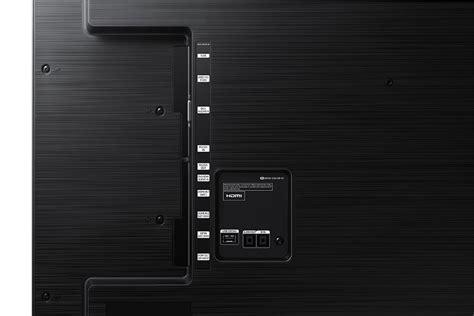 samsung qm98n qm n series 98 quot edge lit 4k uhd led display for business digitialdisplaystore