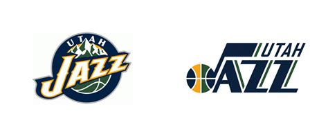 Emblem Jazz All New Brand New New Logos For Utah Jazz Done In House
